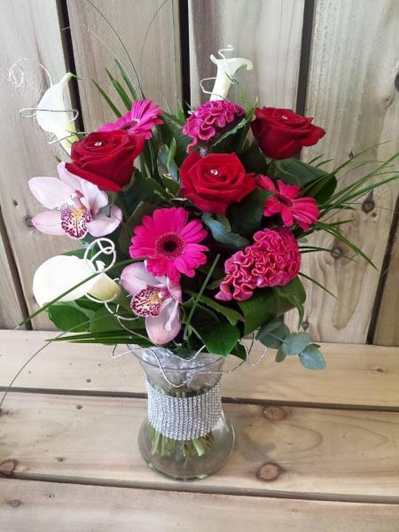 Exotic Flower Gift